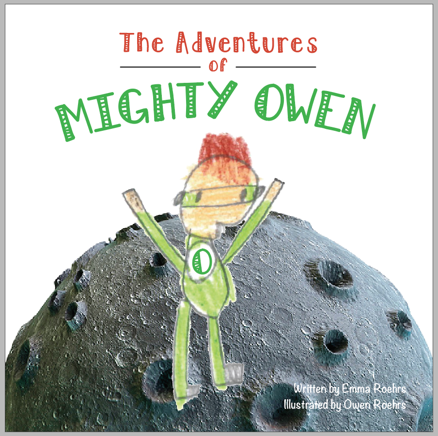 Mighty Owen cover